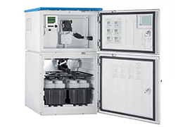 Préleveur automatique LIQUISTATION CSF48 par Endress+Hauser