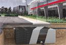 Waterloc®, système de gestion des eaux pluviales par Nicoll