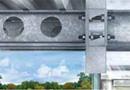 Rupteur de pont thermique pour les liaisons acier/acier Schöck Isokorb® KST