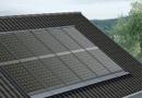 SOLON SOLitaire, système photovoltaïque pour intégration totale en toiture