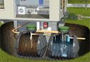 Micro-stations d'épuration KLARO Easy avec système de traitement SBR (de 2 à 200 EH) par GRAF