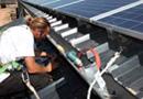 ISIFIX, la solution toiture solaire optimale pour bac acier par Centrosolar