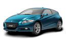Honda CR-Z Hybrid, le coupé sportif éco-responsable