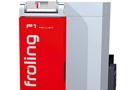 Chaudière à granulés P1 Pellet de 7 à 20kW par Fröling