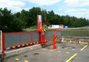 Déchèterie : dispositifs de sécurité des « bords de quai »