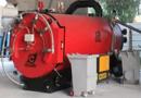 Chaudière eau chaude à granulés - 200 à 1 000 kW - gamme GRANUL'ECO