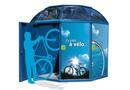 Carrousel à vélos pour le parcage sécurisé des vélos en configuration circulaire par Emotion System