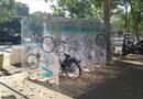 V'Box, pour le parcage sécurisé des vélos en configuration linéaire par Emotion System