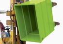 Bennes pour chariot à tête rotative : pour une manutention sécurisée de vos déchets