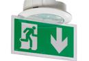 Eclairage de sécurité : Kickspot™ : bloc de sécurité fixé sur faux plafond par Legrand