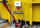 SACM200 : Système de pesage des bennes amovibles par AS Technologies