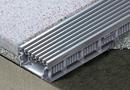 Caniveau TERRAFIX pour le drainage des façades et toitures terrasses par HAURATON France