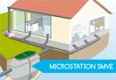 Microstation EYVI : l'assainissement biologique pour vos habitations par SMVE