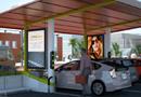 Gamme SunPod® Auto, station de recharge solaire pour véhicules électriques par Advansolar