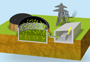 Biogaz : jusqu'à 5% de rendement en plus grâce au Cooker par agriKomp France