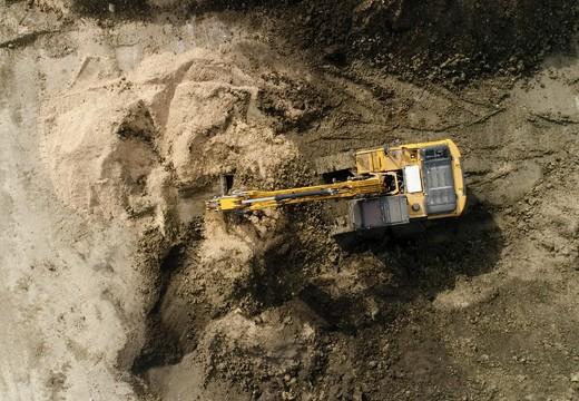 Gestion et traitement des terres et remblais pour les chantiers du BTP par Biogénie