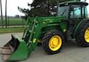 Tracteur JOHN DEERE 5515 - Occasion 2007 - dpt 34 - Matériels d'occasion