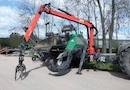 Déchiqueteuse biomasse KOMPTECH Chippo 510 - Occasion 2011 - dpt 67 - Matériels d'occasion