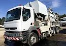 Hydrocureur recycleur 10.600L RENAULT KERAX 370.32 8x4 - Occasion 2005 - dpt 02 - Matériels d'occasion