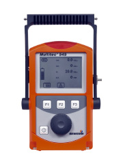 Multitec® 545 : analyseur multigaz mobile à plage de mesure H2S étendue