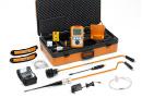 Variotec® 460 Tracergas : détecteur de gaz traceur pour conduites enterrées