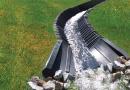 Flexi-collecteur pour collecter les eaux de ruissellements par ESTHI FRANCE