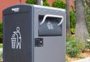 Bigbelly, système intelligent de gestion des déchets pour espaces publics par Connect Sytee