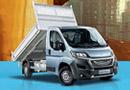 Electron II Benne, véhicule électrique pour le transport de matériaux par Gruau Electric