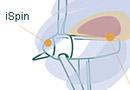 iSpin SCM, service de diagnostic des vents pour parcs éoliens par ROMO Wind