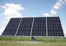 MOBASOL S, la centrale solaire pour l
