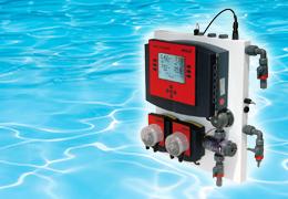 Gamme Lutz-Jesco pour le contrôle des eaux de piscine par Lutz-Jesco France