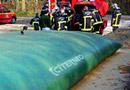 Réserve incendie en citerne souple jusqu'à 2.000 m3 par CITERNEO