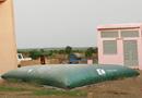 Citerne souple certifiée ACS pour un stockage sûr de l'eau potable par CITERNEO