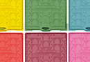 Color by PAM, fontes de voirie pour égayer les villes par Saint-Gobain PAM