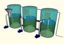 Méthaniseur à usage professionnel : de 0 à 150 kg/jour de déchets valorisés par Green Performance