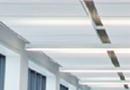 Rockfon Eclipse®, îlots acoustiques esthétiques pour aménagement intérieur par Rockfon