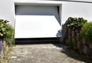 Acqualock : porte de garage anti-inondation pour une protection permanente par 2 L'eau Protection
