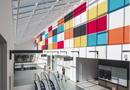 Akusto™ Wall : panneaux muraux acoustiques multi-fonctions par Saint-Gobain Ecophon
