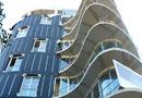 Façade F4 : isoler les bâtiments BBC, BEPOS, HQE® avec un système 3-en-1 par Saint-Gobain ISOVER