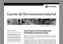 Courrier de l'Environnement Industriel, le bimestriel qui décrypte le droit par CCI France