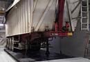 PSR300 : pesage des déchets en continu pour bennes semi-remorques