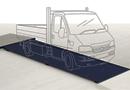 PFC100 : nouvelle bascule de pesage pour véhicules légers de chantier par AS Technologies