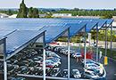 Ombrière photovoltaïque : du clé en main durable pour vos places de parking par Reden Solar