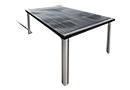 MOBASOL T, table de jardin solaire prête à brancher pour l'autoconsommation