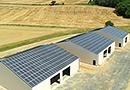 Hangar photovoltaïque : réduire les coûts grâce à une structure simplifiée par AdiWatt