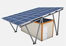 Module habitable PV : opter pour l'autoconsommation en site isolé par AdiWatt