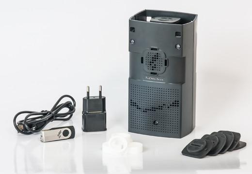TrichlorScan : mesurer les trichloramines dans l'air sans réactif toxique