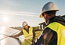 Maintenance réactive pour centrales solaires photovoltaïques par BayWa r.e. France