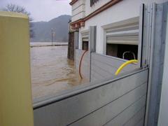 IBS BSHI 100L : Barrière Anti Inondation Démontable