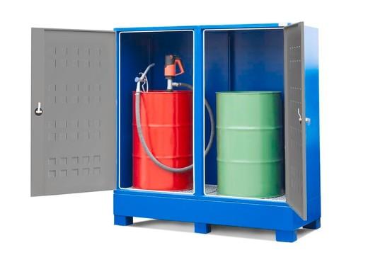 Box de stockage Securo pour substances dangereuses ou liquides inflammables par Denios